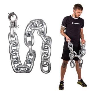 Vzpieračská reťaz inSPORTline Chainbos 25 kg