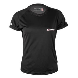 Dámske športové tričko s krátkym rukávom inSPORTline Coolmax Veľkosť S
