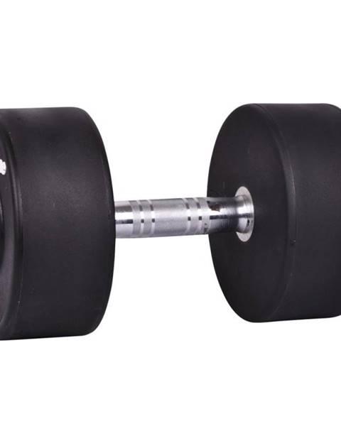 Jednoručná činka inSPORTline Profi 36 kg