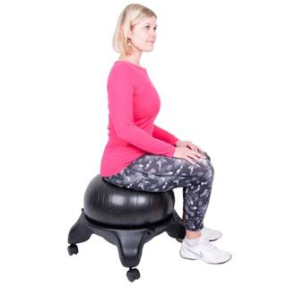 Balónová stolička inSPORTline G-Chair Basic