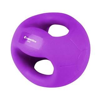 Medicinbal s úchopmi inSPORTline Grab Me 3 kg