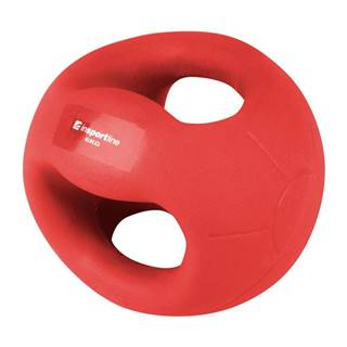 Medicinbal s úchopmi inSPORTline Grab Me 6 kg