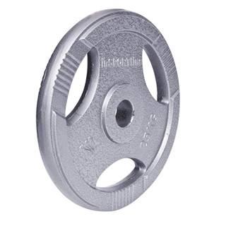 Liatinový olympijský kotúč inSPORTline Hamerton 25 kg