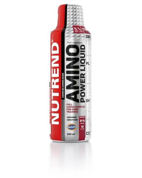 Aminokyseliny  Amino Power Liquid 1000 ml