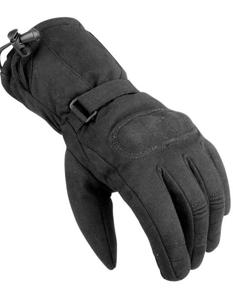 Zimné moto rukavice BOS G-Winter čierna - S