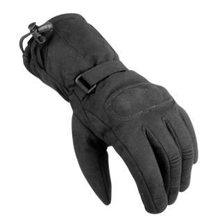 Zimné moto rukavice  G-Winter čierna - S