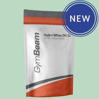 Hydro Whey DH 32 - GymBeam 1000 g Chocolate
