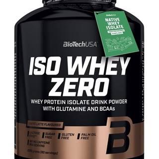 ISO Whey ZERO Caffé Latte - Biotech USA 2270 g Caffé Latte