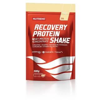 Proteínový koncentrát  Recovery Protein Shake 500g vanilka