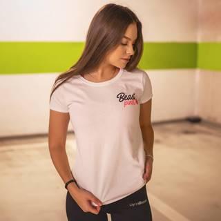 Beastpink Dámske tričko Beastpink White  XS