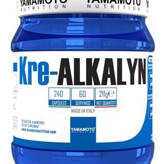 Kre-alkalyn - Yamamoto  240 kaps.