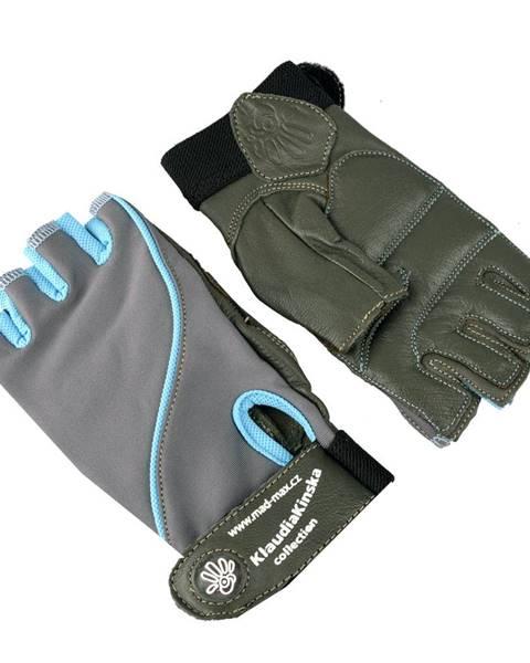 Dámske fitness rukavice Mad Max Klaudia No.91 L