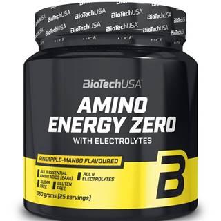 Amino Energy Zero with Electrolytes -  360 g Lime