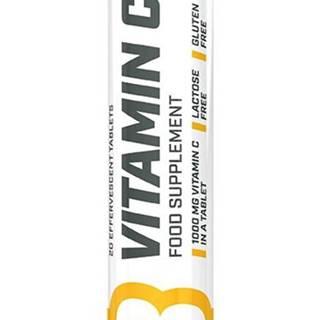 Vitamín C 1000 šumivý -  20 tbl. Lemon