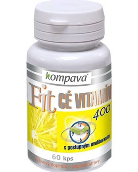 Fit Cé Vitamín -  60 kaps