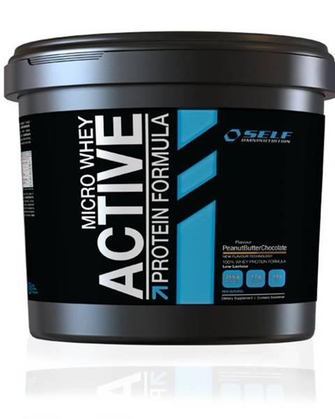 Micro Whey Active od  1000 g Vanilka