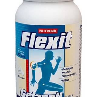 Flexit Gelacoll kapsule - Nutrend 180 kaps.