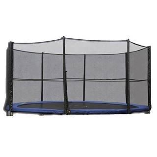 Ochranná sieť na trampolínu Spartan 430 cm na 8 tyčí