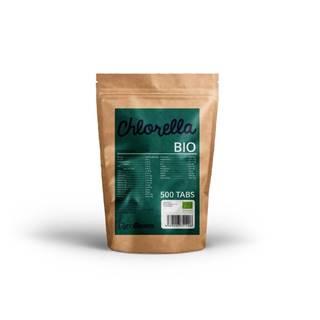 GymBeam Bio Chlorella 500 mg 500 tab