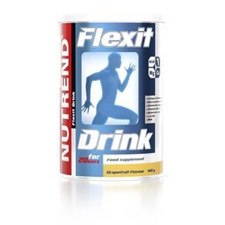 NUTREND FLEXIT Drink 400 g broskyňa