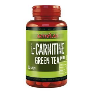 L-Carnitine + Green Tea 60 kaps -
