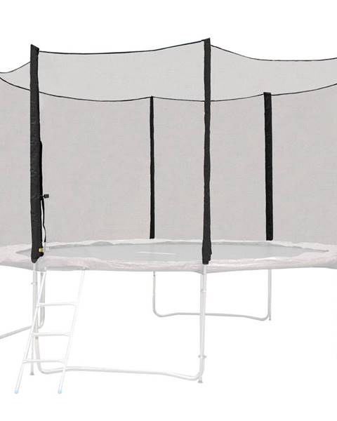 Ochranná sieť bez tyčí na trampolínu Spartan 487 cm - na 10 tyčí
