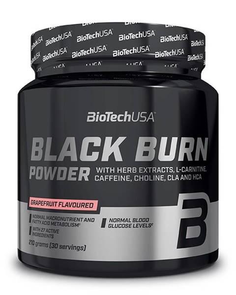 Black Burn Powder -  210 g Grapefruit