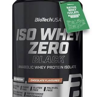 Iso Whey Zero Black -  2270 g Chocolate