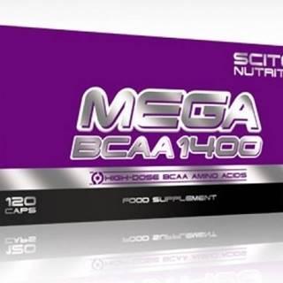 Mega BCAA 1400 -  120 kaps.