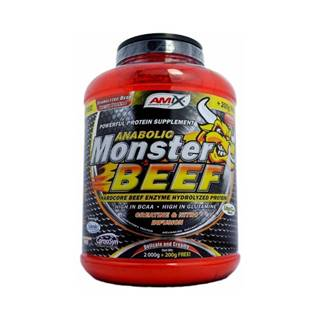 AMIX Anabolic Monster BEEF 90 Protein 2200 g lesné ovocie