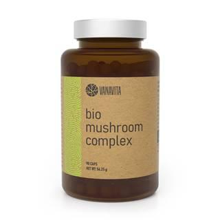 Extrakt z húb BIO Mushroom Complex 90 kaps.