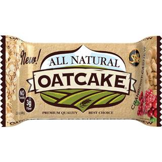All Natural Oatcake 80 g čokoláda