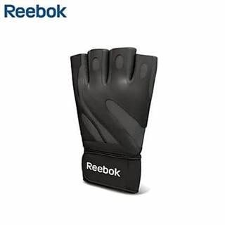 REEBOK Fitness rukavice pánské černé M/L