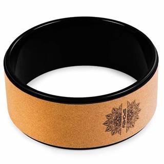 Spokey CZAKRA jóga kruh korek, průměr 32,5 cm