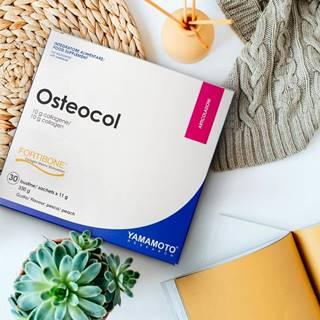 Osteocol (Fortibone Collagen Matrix) -  30 sachets x 11 g Peach