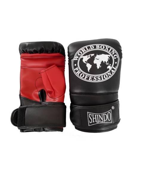Tréningové rukavice Shindo Sport s dlhým zipsom