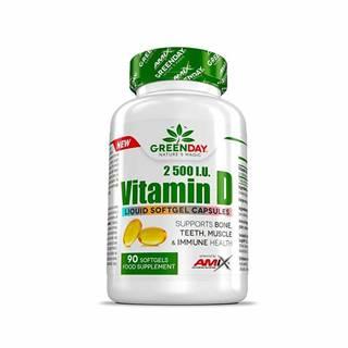 Vitamin D 2500 I.U.