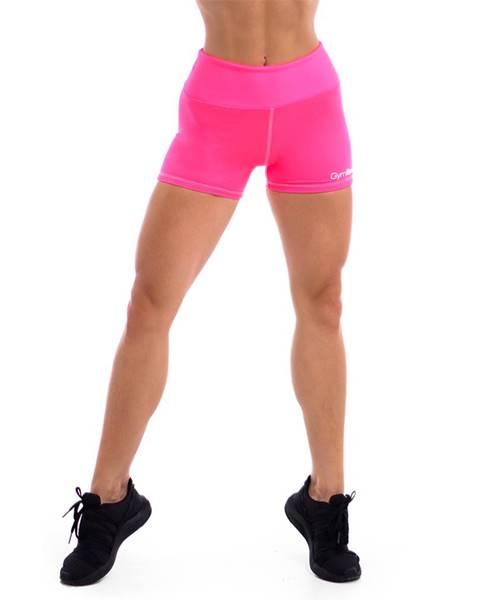Dámske fitness šortky Fly-By Pink  L