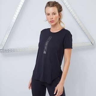 Dámske tričko Techwear Vibes Black  S