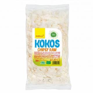 BIO Kokosové chipsy 250 g