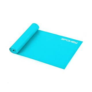 Spokey Posilňovacia guma Resistance band Light RIBBON ll Turquoise